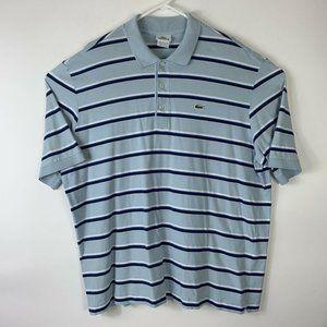 Lacoste Polo Golf Shirt Mens Sz 8 (XXL)